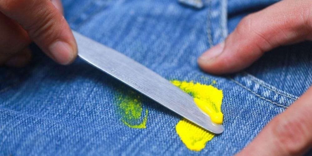 Come Togliere La Vernice Da Vestiti E Tessuti